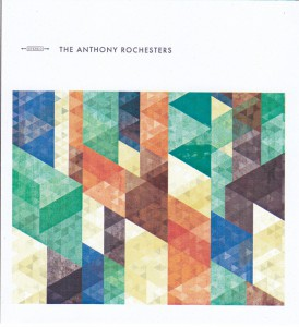 "THE ANTHONY ROCHESTERS - ""Anthony Rochesters"" CD-EP 3"" (Edition 59 Gold, 2012)"