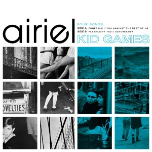 "AIRIEL - ""Kid games"" MAXI-SINGLE 12"" (Shelflife, 2012)"