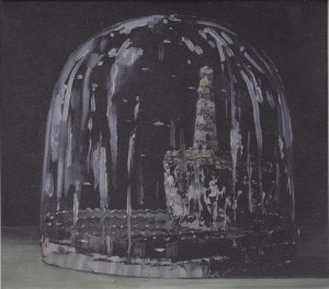 "THE CARETAKER - ""Patience (after sebald)"" LP / CD (History Always Favours The Winners, 2012)"
