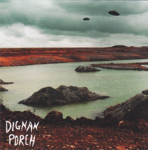 "DIGNAN PORCH - ""Nothing bad will ever happen"" CD / LP (Captured Tracks, 2012)"