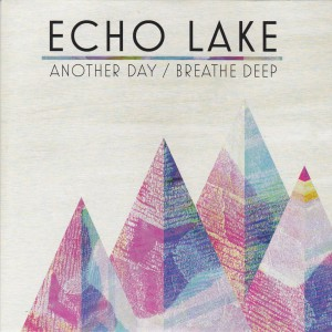 "ECHO LAKE - ""Another day"" SINGLE 7"" (No Pain In Pop, 2012)"