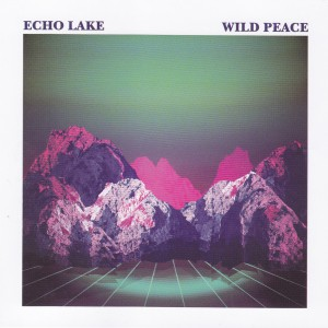 "ECHO LAKE - ""Wild peace"" CD / LP (No Pain In Pop / Slumberland, 2012)"