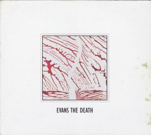 "EVANS THE DEATH - ""Evans the death"" CD / LP (Slumberland / Fortuna Pop!, 2012)"