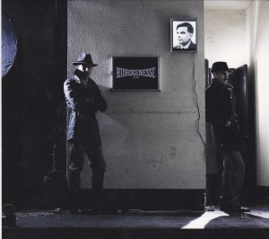 """HIDROGENESSE - """"Un dígito binario dudoso"""" CD (Austrohúngaro, 2012)"""