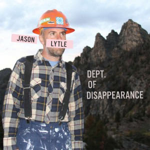 "JASON LYTLE - ""Dept. of disappearance"" CD (Anti-, 2012)"