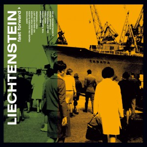"LIECHTENSTEIN - ""Fast forward"" LP (Fraction Discs, 2012)"