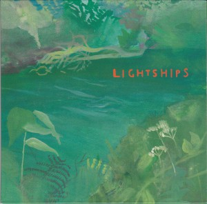 "LIGHTSHIPS - ""Electric cables"" CD / LP (Geographic / Domino, 2012)"