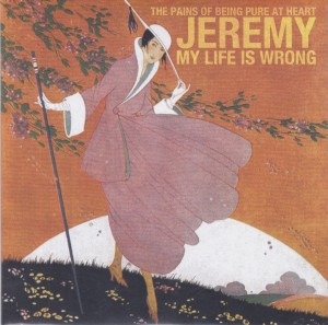 "THE PAINS OF BEING PURE AT HEART - ""Jeremy"" SINGLE 7"" (Slumberland, 2012)"