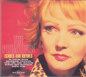 "THE PRIMITIVES - ""Echoes and rhymes"" CD / LP (Elefant, 2012)"