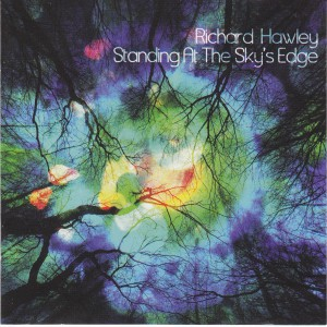 "RICHARD HAWLEY - ""Standing at the sky's edge"" CD / 2LP (Mute, 2012)"