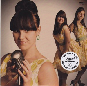 "THE RUSKETTES - ""Tell me why"" SINGLE 7"" (Elefant, 2012)"