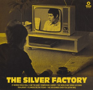 "THE SILVER FACTORY - ""If words could kill"" MINI-LP 10"" (Elefant, 2012)"