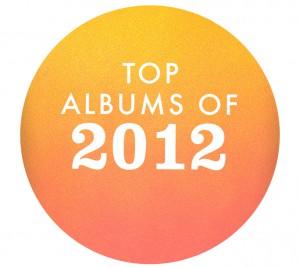 TopAlbumsof2012