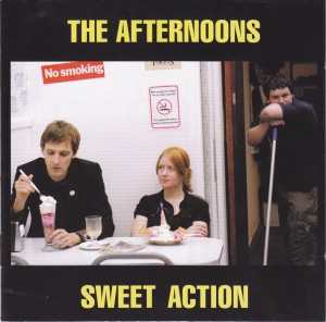 Afternoons-SweetCD