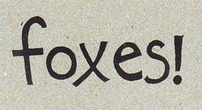Foxes-LOGO