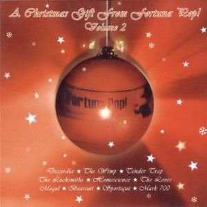 AchristmasgiftCD